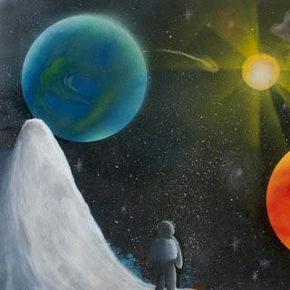 Ζωγραφίζοντας το Διάστημα