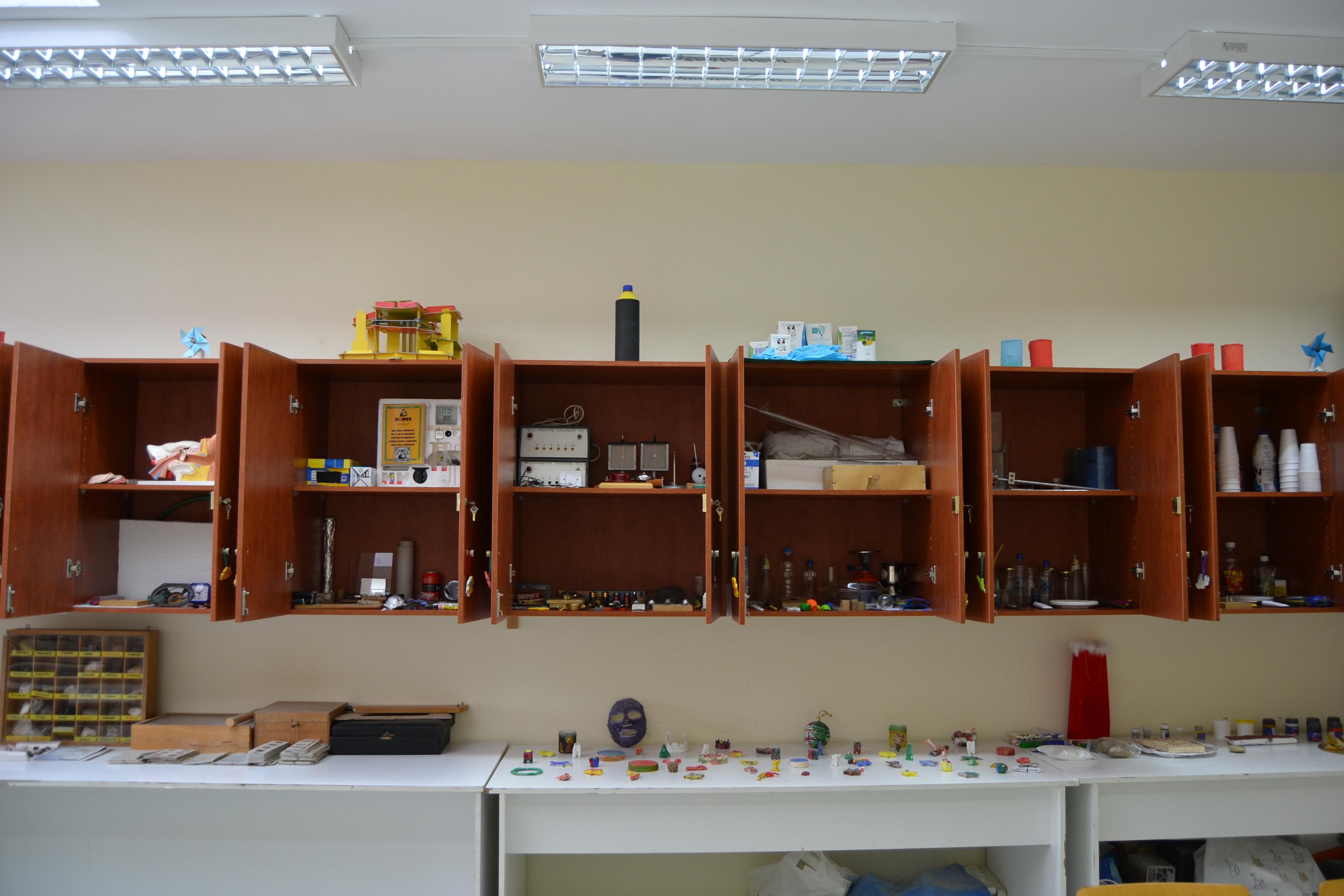 Eργαστήριο Φυσικής