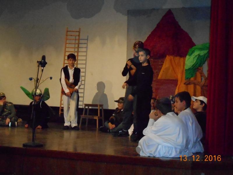 Θεατρική Παράσταση Ειρήνη ? Αριστοφάνη