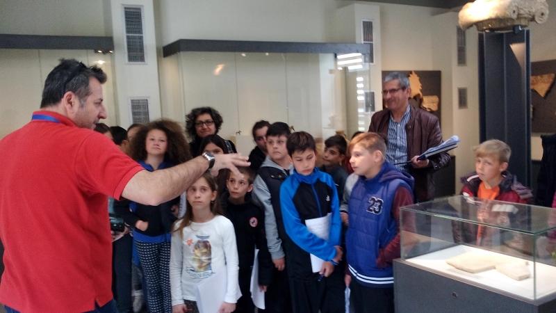 Πέμπτη 18 Μαΐου 2017 ? Γνωριμία του νέου Μουσείου Ήλιδας