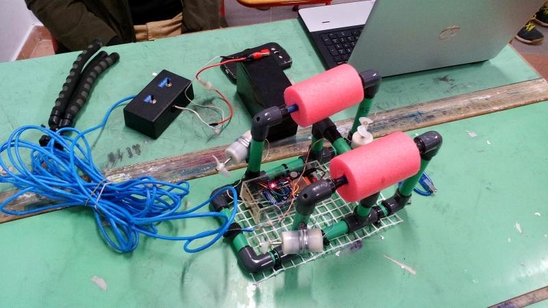 Εργαστήριο Ρομποτικής 2017